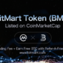Ethereum-based BitMart Token (BMX) Now Listed on CoinMarketCap