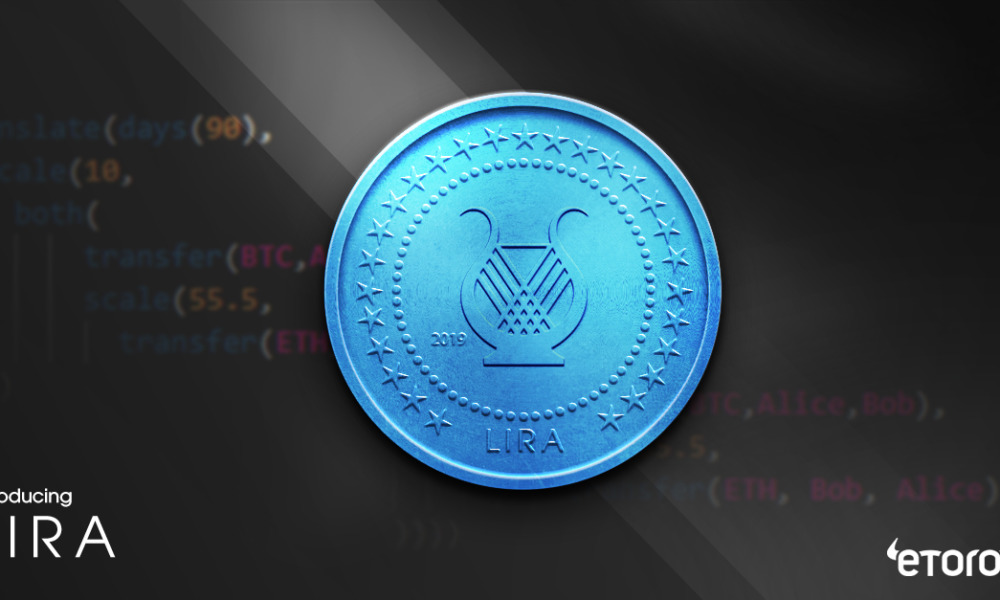 eToro's new open-source programming language is first step in bringing $500 trillion OTC derivatives market onto the Blockchain