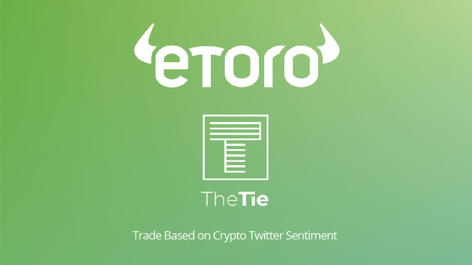 eToro Launches Sentiment-Based Portfolio for Crypto Investors